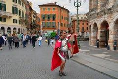 Legionários romanos Imagem de Stock Royalty Free