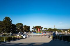 Legion of Honor Exit royalty free stock photography