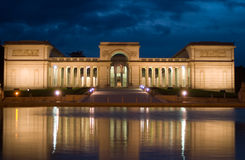 Legion of Honor Museum. The Legion of Honor, San Francisco's most beautiful museum, displays an impressive collection of 4,000 years of ancient and European art Royalty Free Stock Images