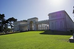 Legion of Honor Museum Royalty Free Stock Image
