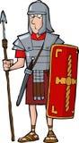 Legionario romano ilustración del vector