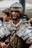 Legionario romano antiguo Fotografía de archivo