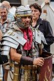 Legionario romano antiguo Imagen de archivo libre de regalías