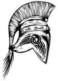 Legionary helmet Stock Image