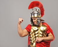 Legionary soldier Stock Photos