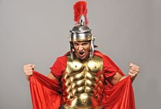 Legionary soldier Royalty Free Stock Images