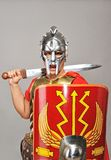 Legionary soldier Stock Photo
