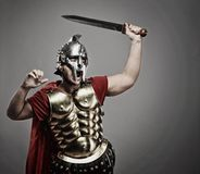 Legionary soldier Stock Image