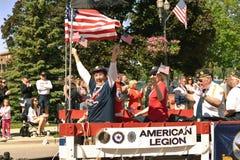 Legione americana Immagini Stock