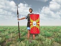 legionista rzymski ilustracja wektor