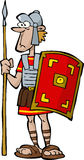 Legionnaire stock illustrationer
