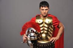 legionowy rzymski żołnierz Obraz Stock