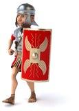 legionowy rzymski żołnierz ilustracji