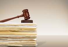 Legislation Documents stock photography