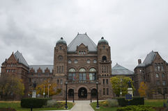 Legislative Assembly of Ontario, Toronto Stock Photos