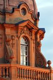 Legislative building at sunset Royalty Free Stock Image