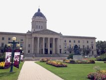 Legislative building Royalty Free Stock Photography