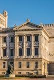 Legislative Palace of Uruguay in Montevideo Royalty Free Stock Image