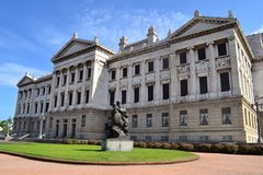 Legislativo宫殿 图库摄影