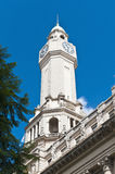 Legislatura building at Buenos Aires Royalty Free Stock Images