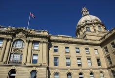 Legislatura de Alberta Imagem de Stock Royalty Free