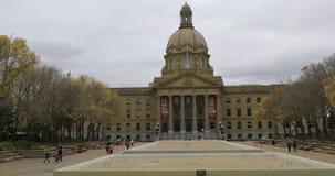 Legislatura de Alberta, Canadá en la caída 4K