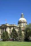Legislatura dell'Alberta, Edmonton Immagini Stock Libere da Diritti