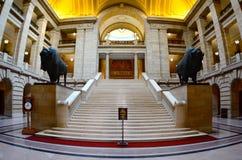 Legislatura di Manitoba Immagine Stock Libera da Diritti
