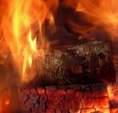 Legna da ardere fotografia stock