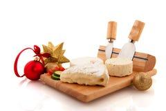 Legname con formaggio francese Fotografia Stock Libera da Diritti