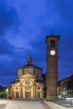 Legnano-Basilika San Magno Stockfotografie