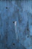 Legno blu Immagine Stock Libera da Diritti