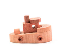 Legno del giocattolo Immagini Stock Libere da Diritti