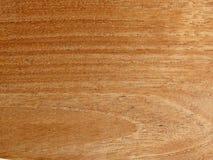 Legno del teck del Brown   Immagini Stock