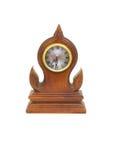 Legno dell'orologio Immagine Stock