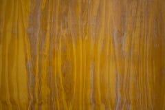 Legno della parete Fotografia Stock