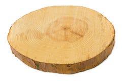 Legno di pino segato Fotografie Stock