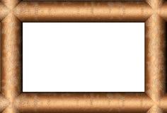 Legno dorato Fotografia Stock Libera da Diritti