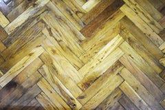 legno duro con il modello geometrico fotografia stock libera da diritti