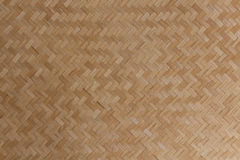 Legno, fondo di vimini di struttura dei bambù Immagine Stock Libera da Diritti