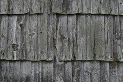Legno grigio Fotografia Stock Libera da Diritti