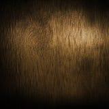 Legno marrone di Grunge Fotografia Stock