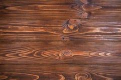 Legno marrone di legno di struttura della priorità bassa fotografia stock libera da diritti