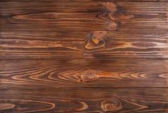 Legno marrone di legno di struttura della priorità bassa fotografie stock