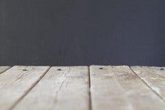 Legno planked vecchia annata Fotografia Stock Libera da Diritti