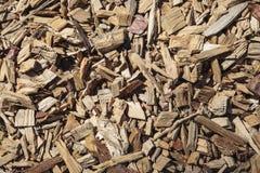 Legno riciclato Fotografie Stock