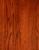 Legno rosso Fotografia Stock