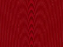 Legno rosso Fotografie Stock