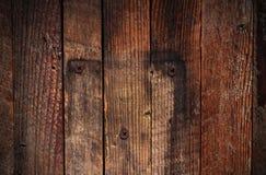 Legno rustico Fotografia Stock