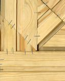 Legno Struttura della carta velina, del fondo o della struttura marrone bianco giallo Immagine Stock
